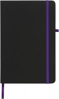 Carnet de notes M Noir