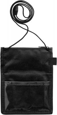 Pochette porte-badge avec boucle stylo Identify